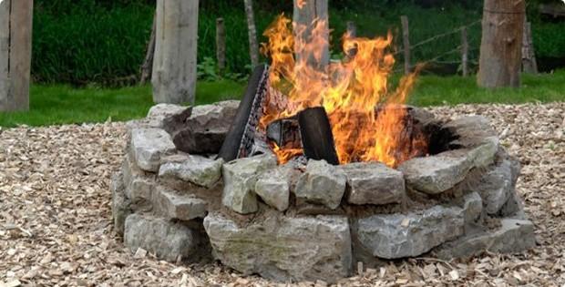 100 diy fire pit ideas