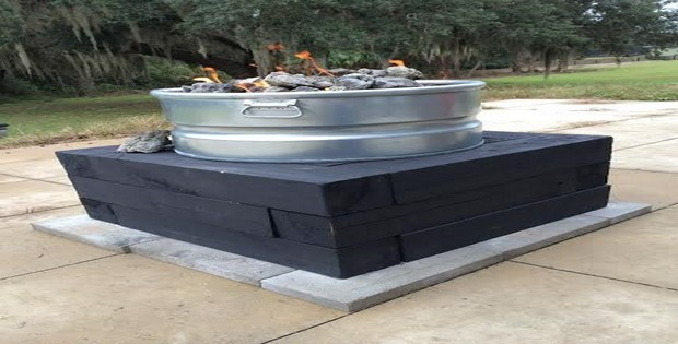 100 diy fire pit ideas 3 i love grill for How to build a portable fire pit