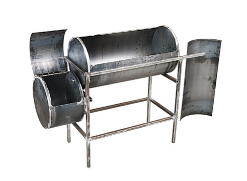 How To Build Your Own Backyard Smoker I Love Grill