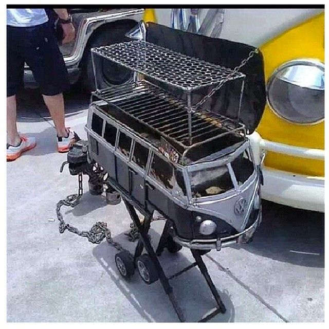 Video Volkswagen Bbq Bus Mania Page 2 Of 2 I Love Grill