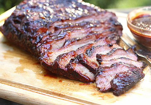 Video Smoked Brisket Step By Step I Love Grill
