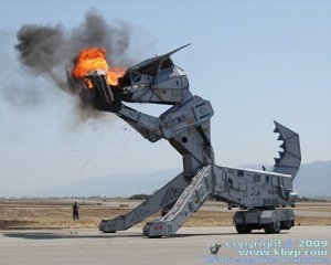 Robosaurus Roasting His Lunch.preview