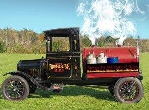 Smoker-Truck