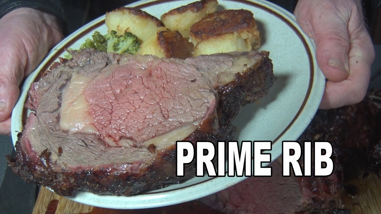 how to cook prime rib roast well done