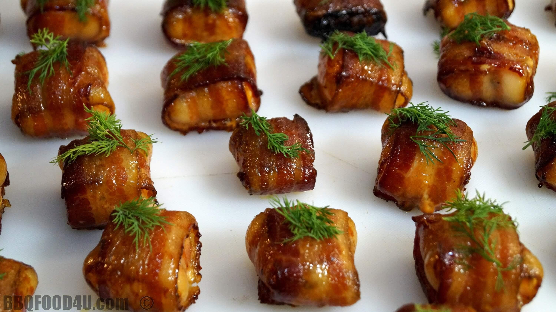 Smoked Bacon Amp Salmon Recipe I Love Grill