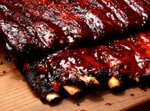 Bacon Flavored Ribs