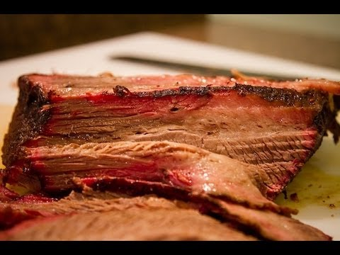 Smoked Brisket From Start To Finish I Love Grill
