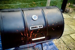 How to build an Oil Drum Barrel BBQ