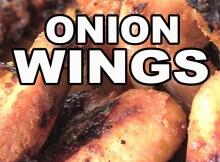 Onion Wings Chicken