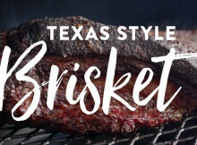 Texas Style Brisket