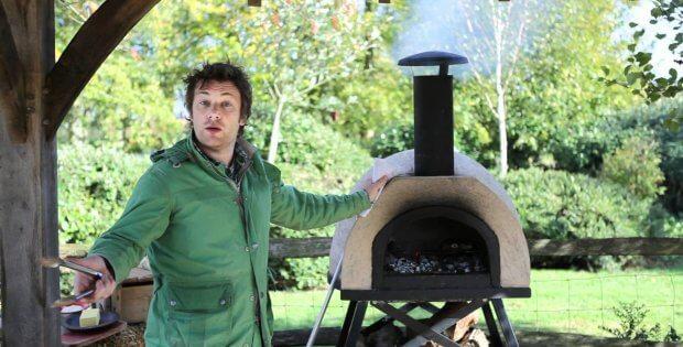 Wood Fired Oven Steak