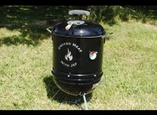 How To Build your own Mini Smoker