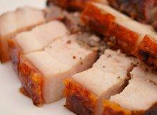 How to make Crispy Roasted Pork Belly