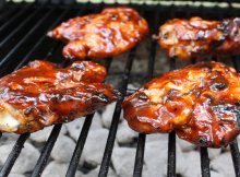 Tennessee Fire BBQ Chicken – GRILLING