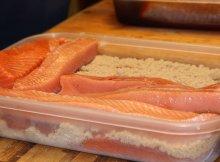 "Best ""Grandfather"" Smoked Salmon Recipe"