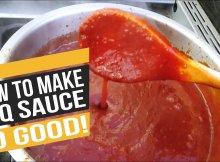Easy Barbecue Sauce Recipe