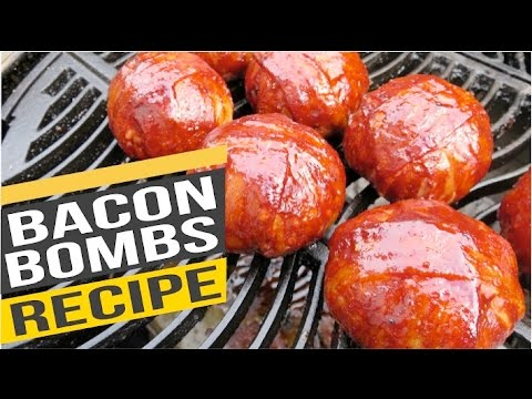 how to make bacon bombs on the bbq recipe i love grill