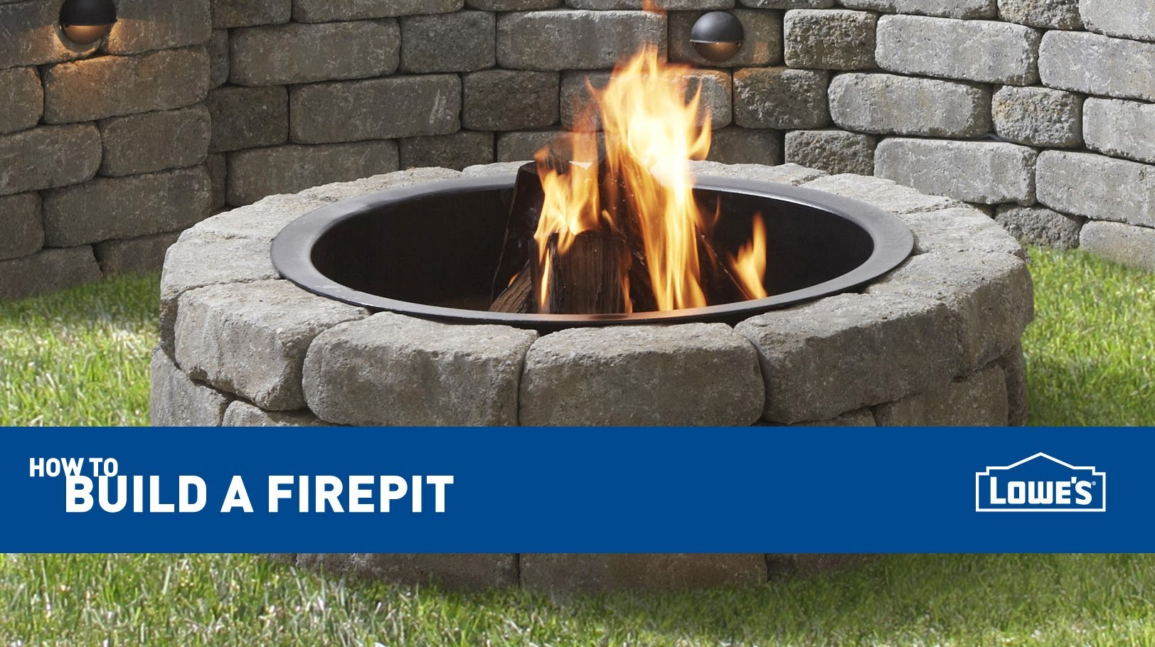 how to build an outdoor fire pit i love grill