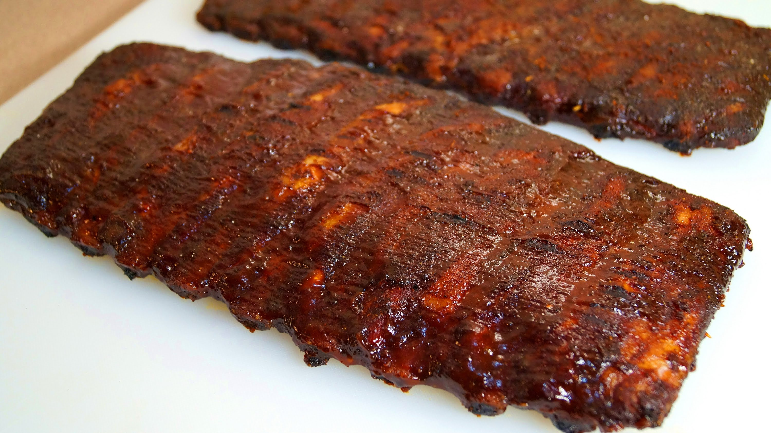 4th july specials last meal ribs i love grill - Ribs on the grill recipe ...